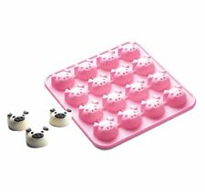 SiliconeZone Piggy / Pig Silicone 16 Cup Chocolate Mold