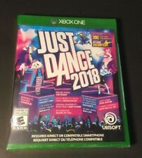 Just Dance 2018 (XBOX ONE) NEW