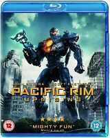 * Blu-Ray Film NEW SEALED * PACIFIC RIM UPRISING * Sci Fi Robot Action Movie