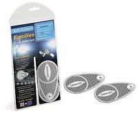 Eurolites Car Van Headlamp Beam Reflectors Deflectors Benders European Travel