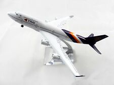 16cm Thai Airlines Boeing 747 Metal Diecast Aircraft Plane Model Aeroplane