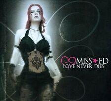 Miss FD : Love Never Dies CD