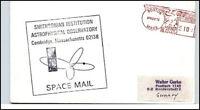 1972 USA SPACE MAIL Weltraum Raumfahrt Brief ab BOSTON