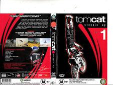 Tomcat:Steppin Up:Vol 1-Tommy Clowers-2003-Moter Bike-DVD