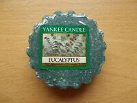 Yankee Candle USA  Rare Eucalyptus Wax Tart