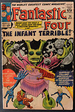 Fantastic Four #24 VG-