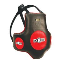 Ringside Body Protector Chest Guard MMA Muay Thai Kickboxing Boxing Belly Pad