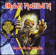 IRON MAIDEN - NO PRAYER FOR THE DYING Enhanced CD *NEW*