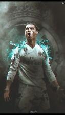 "246 Cristiano Ronaldo - Real Madrid Super Star Soccer Player 14""x24"" Poster"