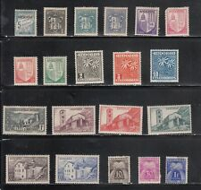 Andorra Selection of Stamps