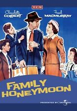 Family Honeymoon 1948 (DVD) Claudette Colbert, Fred MacMurray, Jimmy Hunt - New!
