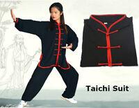 PLAYWELL Kung Fu Noir 100/% Coton Revers Pantalon