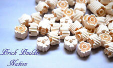 ☀️Lego 2x2 White Round Profile Brick x200 Grille Part Piece Bulk Lot Lego #92947