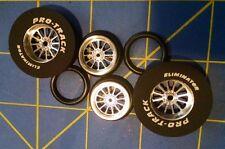 Pro Track N402E Turbine 1 3/16 x 300 Rear & Front Drag Tires Mid America
