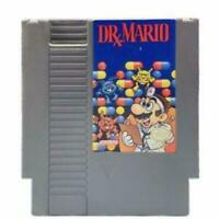 Dr. Mario Original Nintendo NES Game