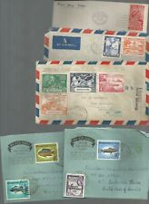 BRITISH GUIANA COVERS