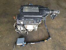 2001-2002 HONDA ACCORD ENGINE V6 3.0L COIL PACK ENGINE J30A