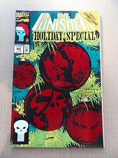 Punisher Holiday Special 1 . Foil  Cov . Marvel 1993 -   FN / VF