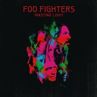 "Reproduction ""Foo Fighters - Wasting Light"",  Album Poster, Size: 16"" x 16"""