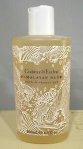 Crabtree & Evelyn Himalayan Blue Bath & Shower Gel 6.8 fl oz New Retired Scent