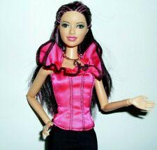 %***Barbie Fashionistas Raquelle,Posen-Körper,Arm-Hand-Kniegelenk***%
