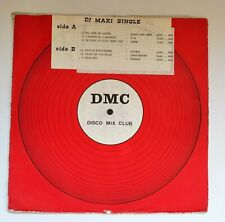 "DJ Maxi Single 12""  SANDRA  GARY MOORE  Limited Edition Promo Rare"