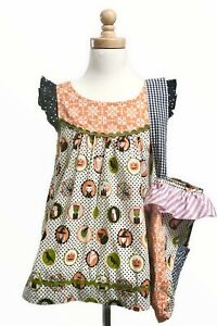 Matilda Jane Platinum Halloween Top Size 10 & Hocus Pocus Joey Candy Bag EUC