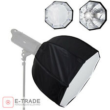"70cm - 28""  parabolic softbox Para Softbox Bowen S-Type Foldable Studio"