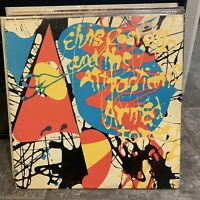 Elvis Costello And The Attractions - Armed Forces LP. Vinyl Record