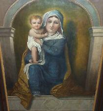 Muttergottes & Jesuskind Renaissance Gemälde Giovanni Bellini Nachfolger Umkreis