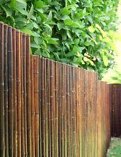 sicht l rmschutzw nde aus bambus f r den garten ebay. Black Bedroom Furniture Sets. Home Design Ideas