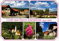 Saluto dalla Bayer. pietra FERRO; cartolina Gel.
