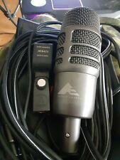 Audio Tech AE2500 Dynamic Cable Professional Microphone