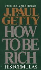 How to Be Rich (Paperback or Softback)