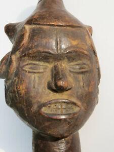 Headpiece -Idoma or Igala Tribe - Nigeria