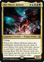 Niv-Mizzet Reborn x1 Magic the Gathering 1x War of the Spark mtg card