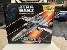 star wars electronic x-wing fighter Mint- Never Opened !