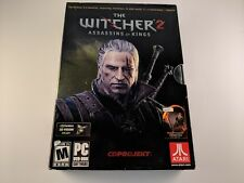 The Witcher 2 pc game Walmart exclusive FINISHER pack