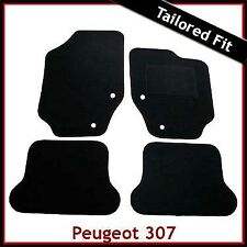 Peugeot 307 CC Coupe Cabriolet 2003 - 2006 2007 2008 Tailored Carpet Car Mats