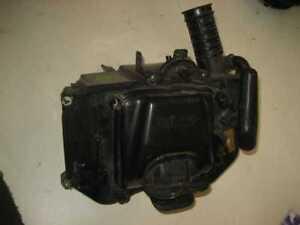 Honda CBF 125 JC40 Caja de Filtro de Aire Airbox