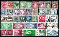 Irlanda - Lotto da 60  Francobolli (Stamps)  perfetti
