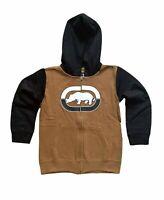 Ecko Unltd. Boys Zip Logo Fleece Hoodie