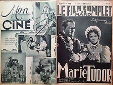 "LE FILM COMPLET 1937 N 1922 "" MARIE TUDOR "",  Sir CEDRIC  HARDWICK - NOVA PILBEA"
