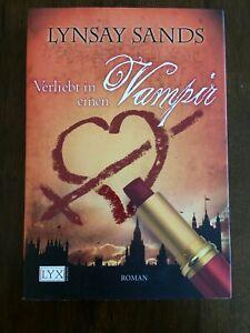 Verliebt in einen Vampir von Lynsay Sands (2008, Taschenbuch)