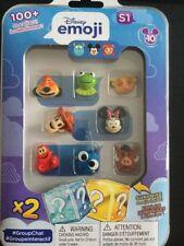 Disney Emoji Vinyl Figures 10 Pack Season 1 Free Shipping
