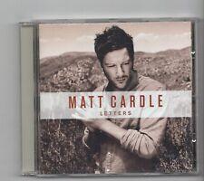 (JJ910) Matt Cardle, Letters - 2011 CD