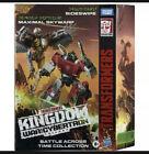Transformers Kingdom Battle Across Time WFCK42 Sideswipe Maximal Skywarp