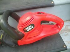 Black & Decker Ht018~120V~18 inch Corded Hedge Trimmer ~ Estate Find~New~No Box