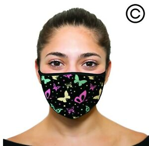 BUTTERFLY PATTERN Cover your face - face mask