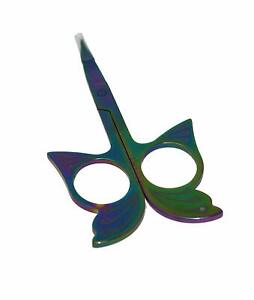 Home-X Butterfly Facial Hair Scissors & Eyebrow Scissors Cuticle Scissors